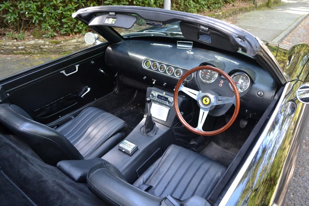 Unique Ferrari Recreation 250 Gt Barons Classic And Sports Cars Sale