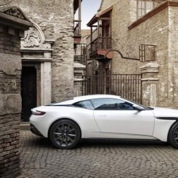 Aston Martin DB11 Now Offered With V8 Engine