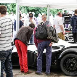 BAC Prepares Show-stopping Stand At 2017 Goodwood FOS