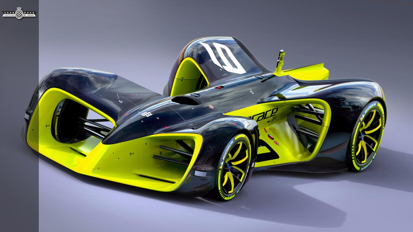 Festival Of Speed's New 'FOS Future Lab' Showcases Cutting-Edge Car And Aviation Technology