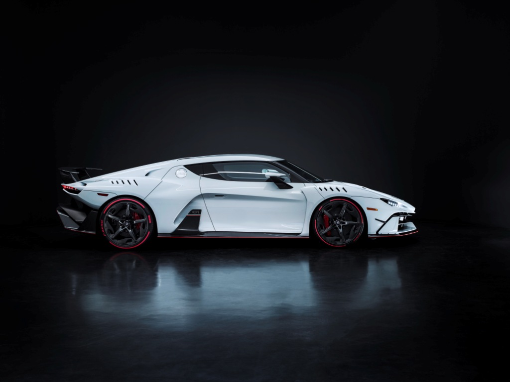 Italdesign To Debut The First Of Five Production-Ready ZEROUNO