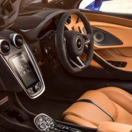 The McLaren 570S Spider