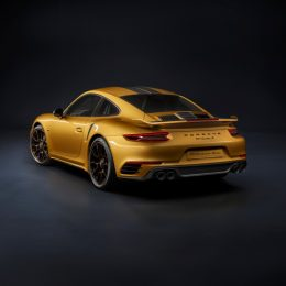 New Porsche 911 Turbo S Exclusive Series