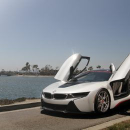 TPC Vorsteiner Bodykits And Aerodynamic Packages For BMW i8