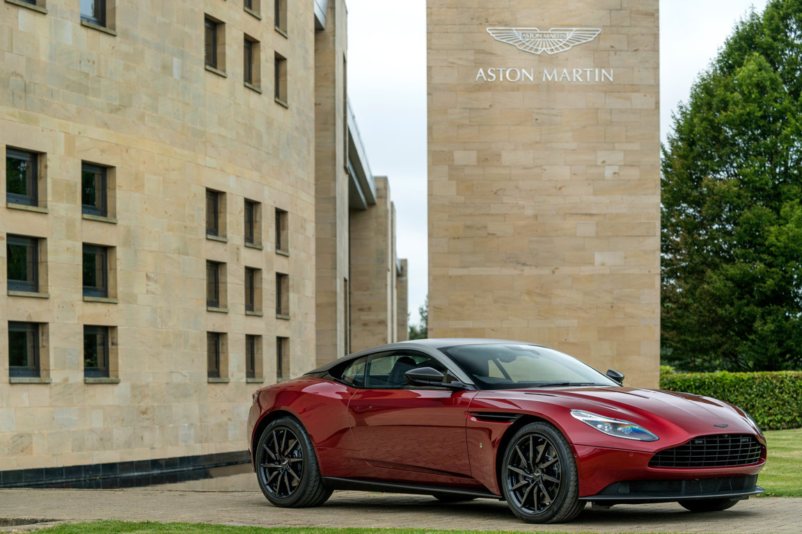 The Henley Royal Regatta Aston Martin DB11