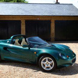 1997 Lotus Elise S1
