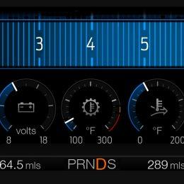 Ford-Mustang-GT-Drag-Strip-Mode-12-inch-Digital-Cluster
