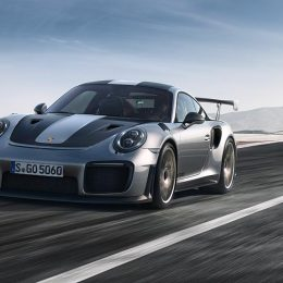 Introducing The New 911 GT2 RS