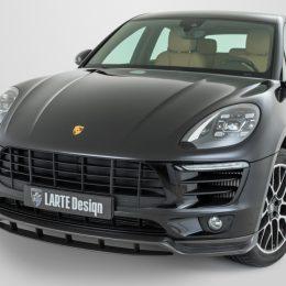 LARTE Design Porsche Macan Carbon Fiber Tuning Kit