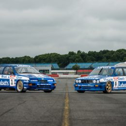Labatt's Race Cars