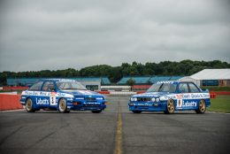 Ex-Tim Harvey Labatt's BTCC Racers Go Under The Hammer At Silverstone Classic