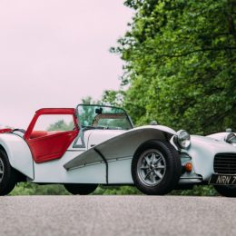 Lotus Seven Series Twin Cam SS