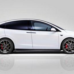 NOVITEC Refines The Tesla Model X