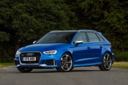 New 400PS RS 3 Saloon And Sportback