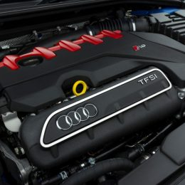 Pacesetters from Audi Sport - New 400PS RS 3 Sportback