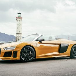 ABT Sportsline 610 HP and 560 Nm Audi R8 V10