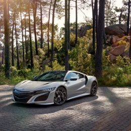 Honda announces next delivery of NSX to the UK
