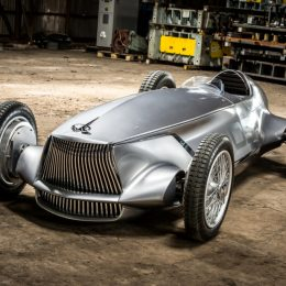 Infiniti Reveals 'Prototype 9' At 2017 Pebble Beach Concours d'elegance