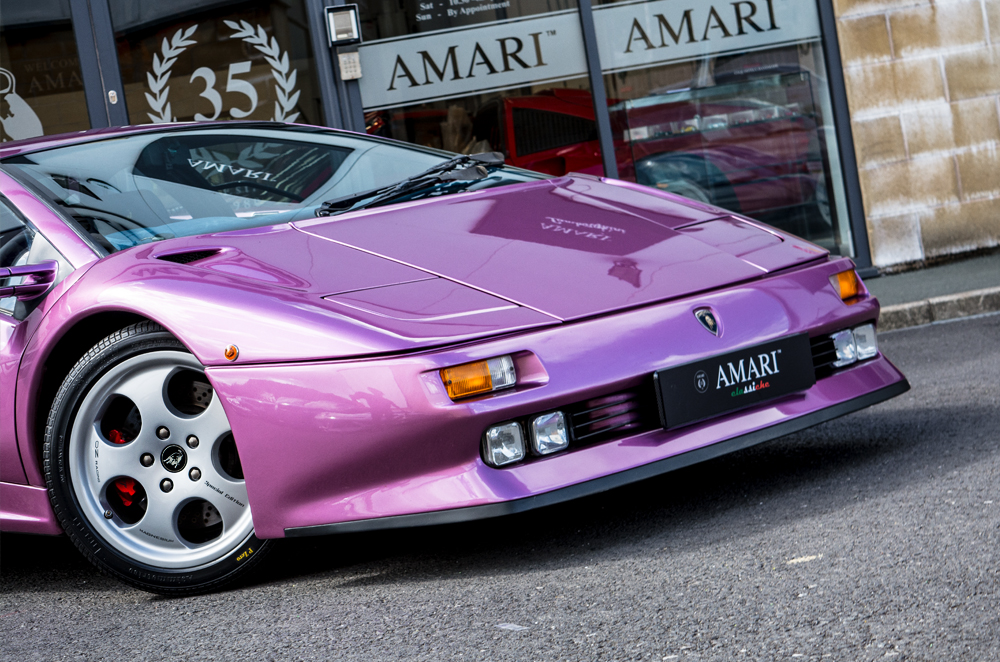 Jamiroquai\'s Cosmic Girl Lamborghini Goes For Sale On Auto Trader