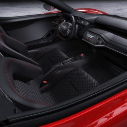 Limited-edition GT features unique interior