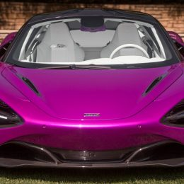 McLaren Special Operations presents unique McLaren 720S