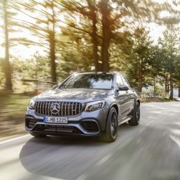 Mercedes-AMG Announces Pricing For New GLC 63 S 4MATIC+ SUV And Coupe