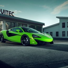 NOVITEC Makes The McLaren 570GT Even Sportier