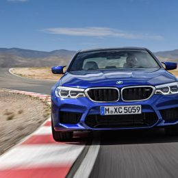 The 2018 BMW M5