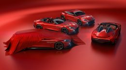 The Vanquish Zagatos Speedster, Shooting Brake, Coupe and Volante