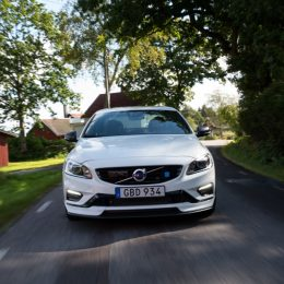 Volvo S60 And V60 Polestar With 30% Increased Downforce