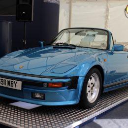 1989 Porsche 911 Turbo SE