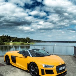 ABT R8 Spyder Race Kit