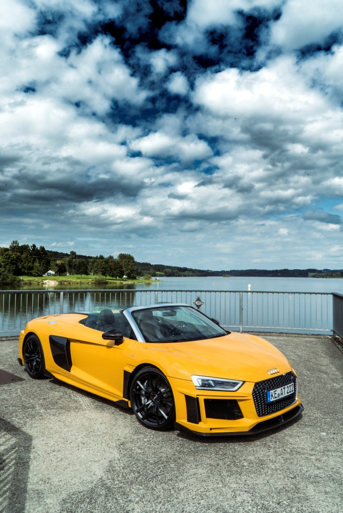 ABT Audi R8 Spyder And Coup STREET And RACE Kit