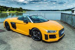 ABT Audi R8 Spyder and Coupé STREET and RACE kit