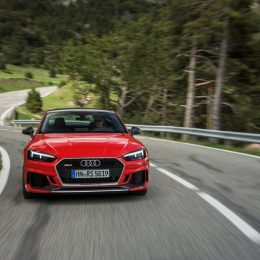 Audi RS 4 and RS 5 new Carbon Editions