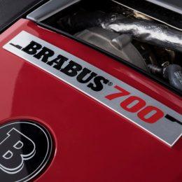 BRABUS 700 Mercedes E 63