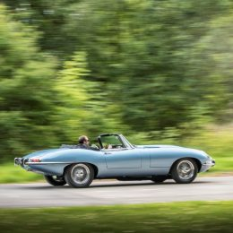 "Jaguar E-Type Zero: ""The Most Beautiful Electric Car In The World"""