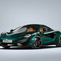 MSO McLaren 570GT in XP Green
