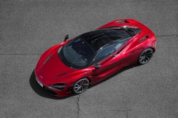 McLaren Automotive Showcase's its two most recent new models