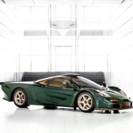McLaren F1 XP GT in XP Green_1997