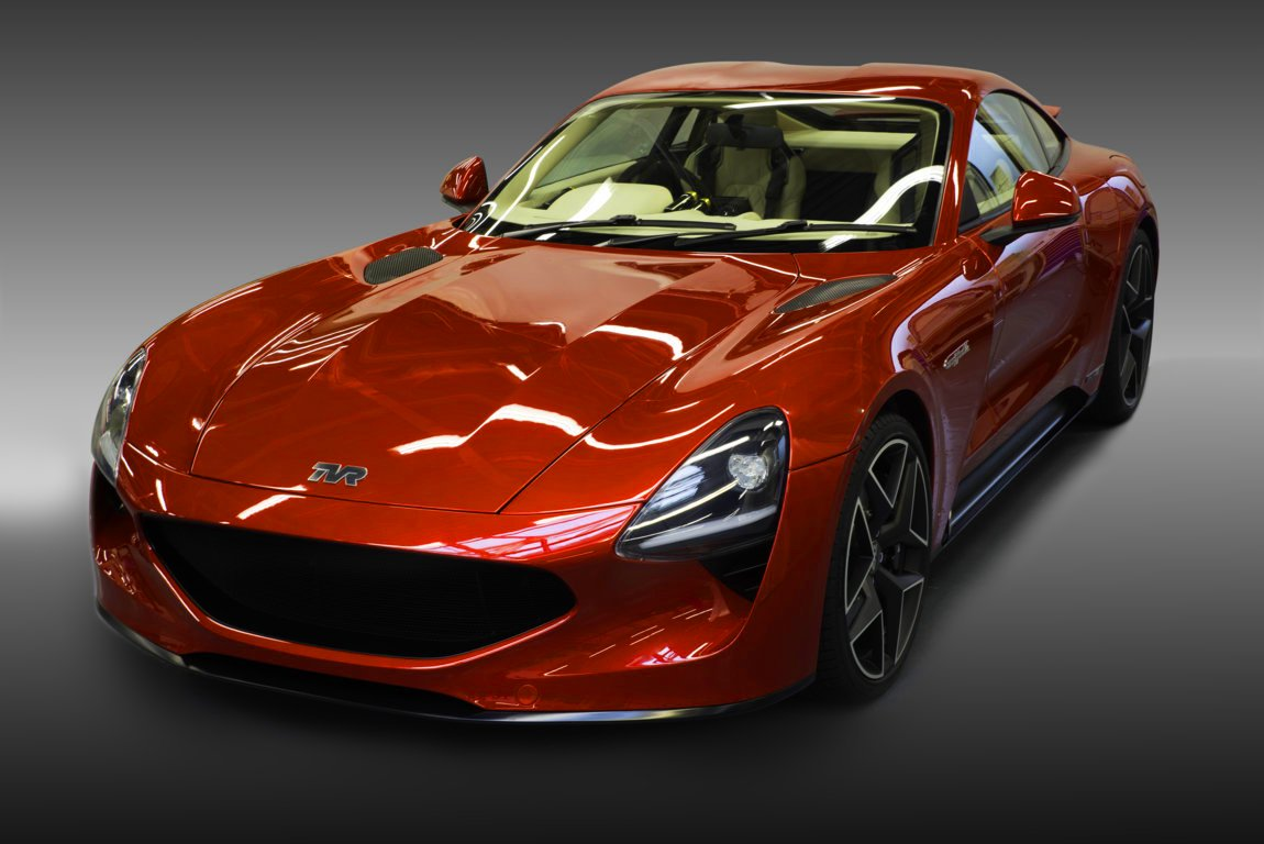 tvr has unveiled its all new tvr griffith. Black Bedroom Furniture Sets. Home Design Ideas