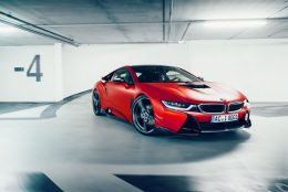 The BMW i8 by AC Schnitzer is the fastest BMW i8 on the Nürburgring Nordschleife