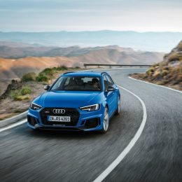 The New Audi RS 4 Avant