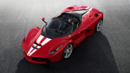 Unique LaFerrari Aperta On Auction To Benefit Save The Children