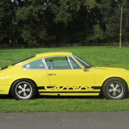 Porsche 911 Carrera 2.7 MFI