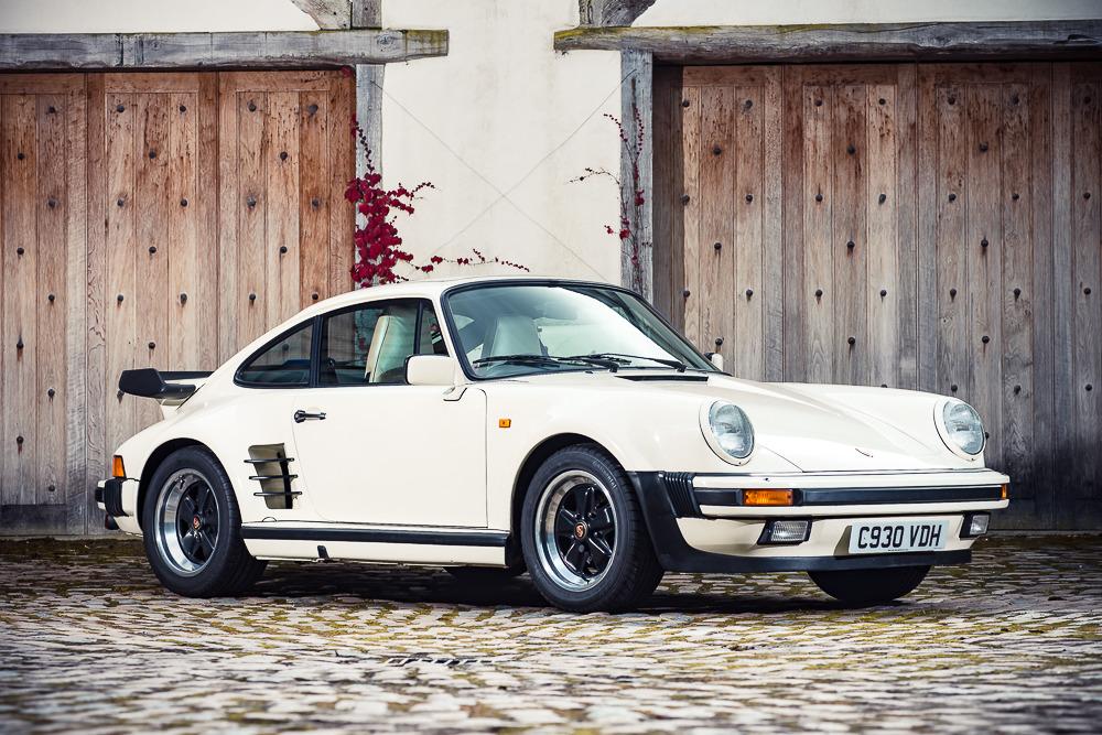 1985 Porsche 911 930 Turbo SE