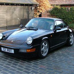 1992 Porsche 911 964 RS Touring
