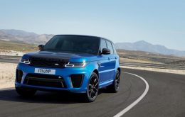 New Range Rover Sport electrifies updates for 2018