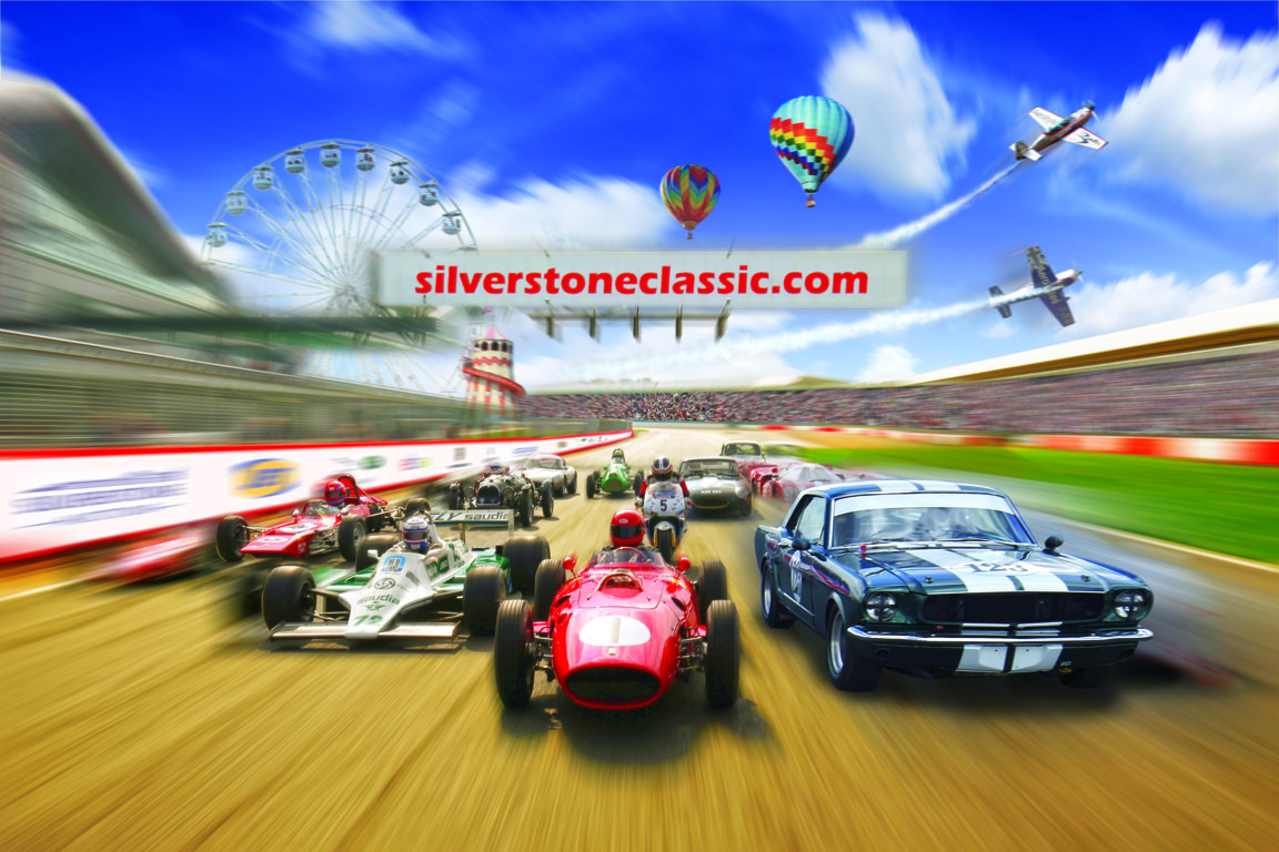 2018 Silverstone Classic tickets on sale