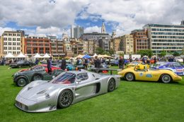 City Concours confirmed for return to the heart of London in 2018